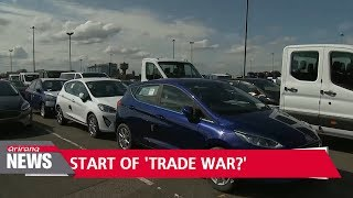 Trump's new tariff announcement may trigger global 'trade war'