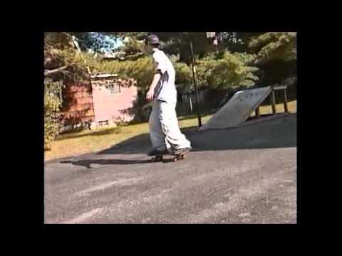 Justin R Barber Skateboarding