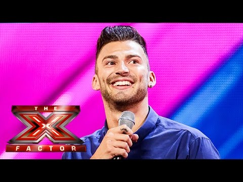 Jake Quickenden Sings Jessie J's Who You Are | Arena Auditions Wk 2 | The X Factor Uk 2014 video