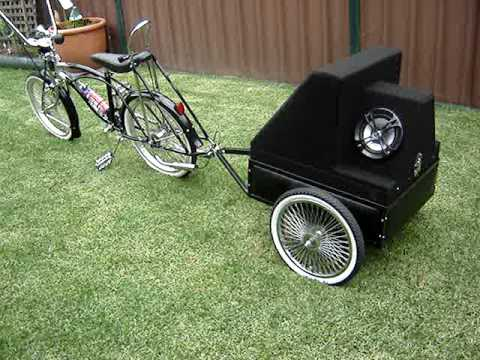 lowrider bike sound system Music Videos