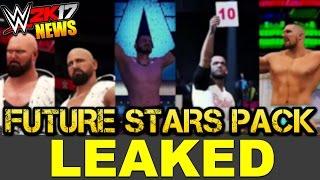 WWE 2K17 DLC News: Future Stars Pack TEASER LEAKED & RELEASE DATE? [#WWE2K17 News]