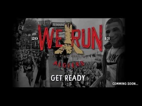 Nike Running Club Algiers on Radio Algeria International