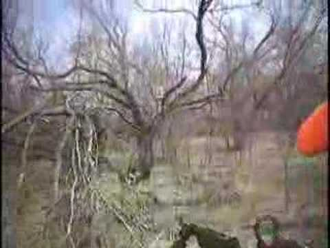 Boar Hunting with the Helmet Cam