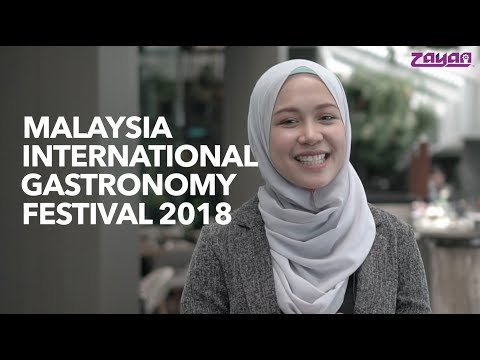 download lagu Zayan Eats - Malaysia International Gastronomy Festival 2018 gratis