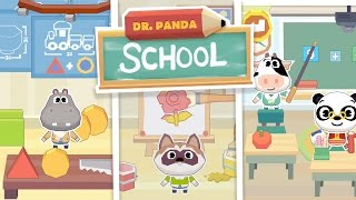Explore and learn in Dr Panda School