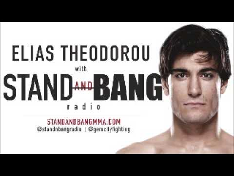 Elias Thoedorou on the Sam Alvey call-out, being Fabio 2.0, fun times in Brazil, and weight cuts!