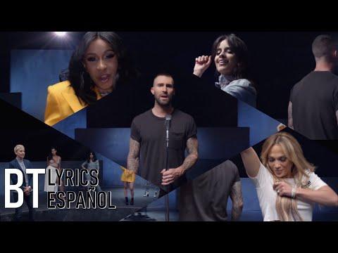 Maroon 5 - Girls Like You ft. Cardi B (Lyrics + Español) Video Official