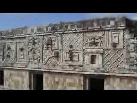 Uxmal Maya Temple