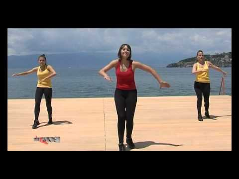LATINO DANCE AEROBIK SEZONA 2 EMISIJA 6