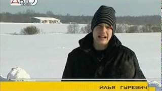 Тест-драйв Renault Sandero #1 Часть 1