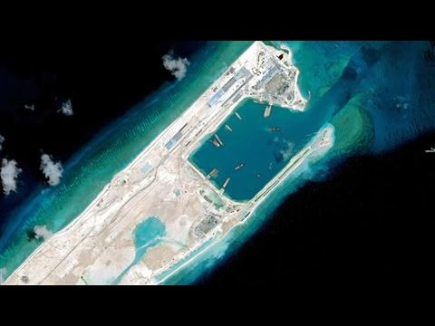 Dispute Over South China Sea Explained