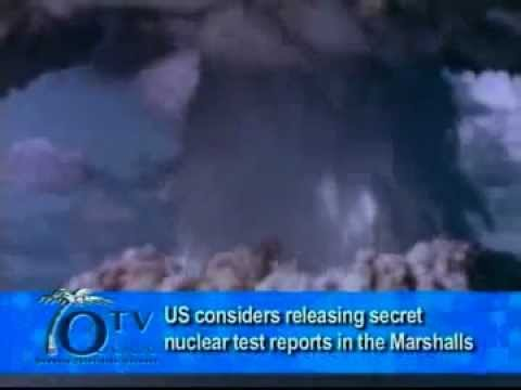US Considers Releasing Secret Nuclear Test Reports In The Marshalls