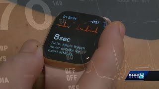 Iowa doctor expresses concerns over new Apple Watch features