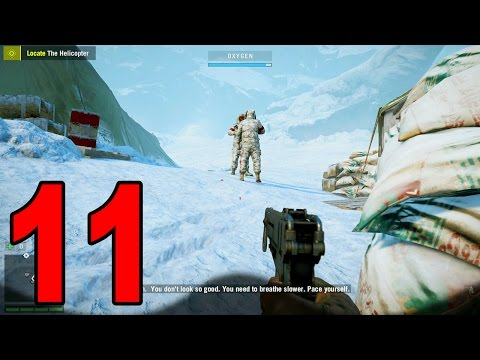 Far Cry 4 – Part 11 – Himilayas (Let's Play / Walkthrough / PS4 Gameplay)