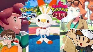Pokemon Direct June 2019 Thoughts with Pikanjo and Bushando64