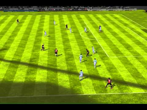 FIFA 14 iPhone/iPad - Catamarca Juniors vs. SK Rapid Wien