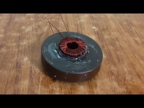 100% Free Energy Device with Magnet using Copper Wire | How to Make free Energy Generator Light Bulb