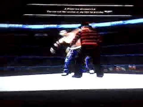 wwe 12 xdj steal freddy krueger finishers