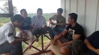 Gunta samba(menggila di camp vietnam)