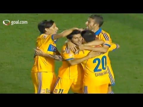 Damian Alvarez zero to hero - Tigres vs Guadalajara