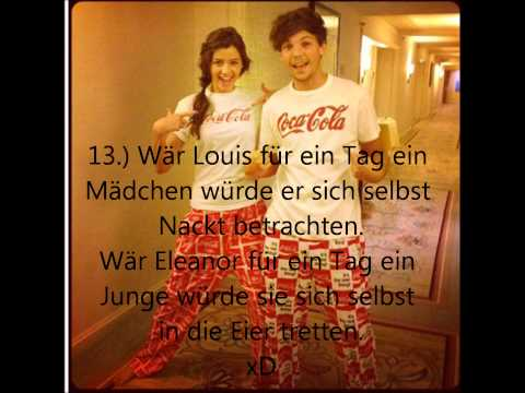 Louis Tomlinson Facts German/Deutsch