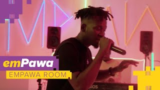 Mr Eazi - Supernova (Live at emPawa Room)