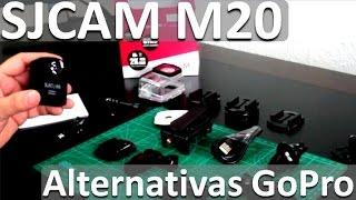 Original SJCAM M20 16MP WiFi Action Camera - Alternativas GoPro
