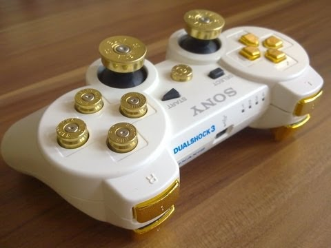 Gold Full MOD [ Ps3 Controller ]
