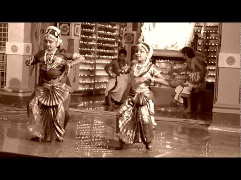 Manasvi Nagumomu Classical Dance (short clipping).MTS