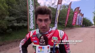 Dakar 2017 Stage11 HONDA