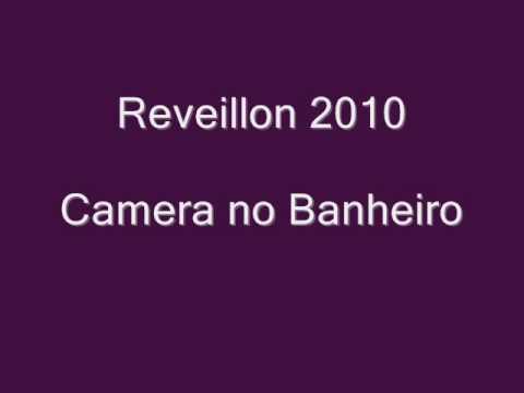 C  Mera No Banheiro Do Reveillon 2010 Em Fortaleza CE