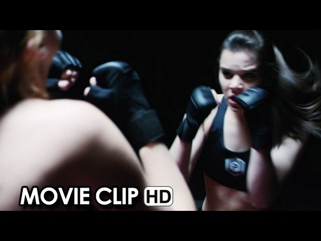 Barely Lethal Movie CLIP 'Training Exercise' (2015) - Hailee Steinfeld, Jessica Alba HD