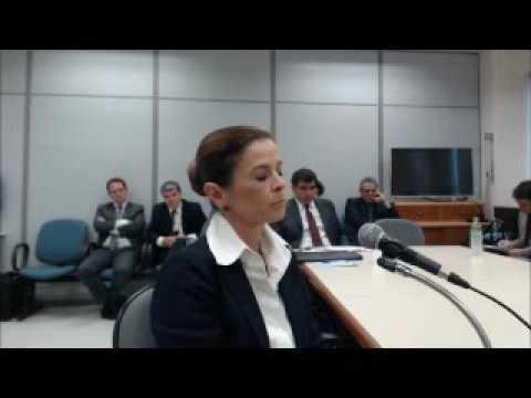 O interrogatório de Cláudia Cruz