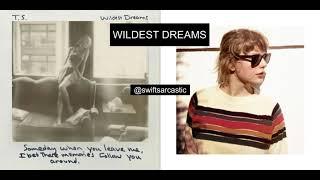 Download lagu Taylor Swift - Wildest Dreams (2014 vs 2021 Taylor's Version Vocal Comparison)
