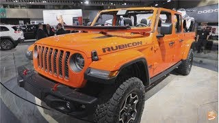 Top 10 Coolest Cars from the 2018 LA Auto Show