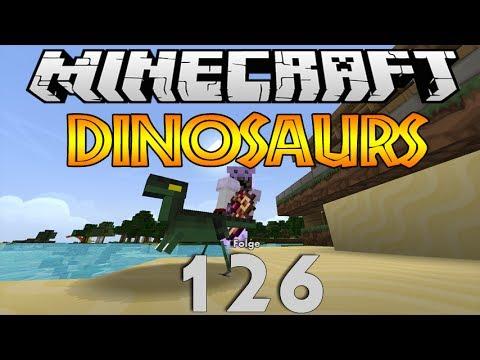 Minecraft Dinosaurs: #126 Testversuche HD
