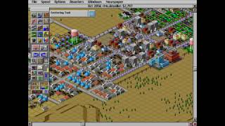 SimCity 2000 - Quick Play [MS-DOS]