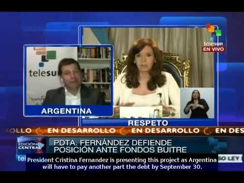Argentina: Sovereign payment law to be submitted to Congress