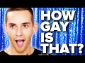 """""""How Gay Is That?"""" Feat. Adam Rippon"""