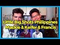 Little Big Shots Philippines: Mackie, Keifer & Francis | TNT Kids Trio REACTION MP3