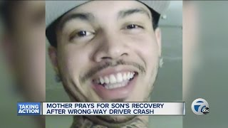 Family raising money for victim of wrong-way I-75 crash