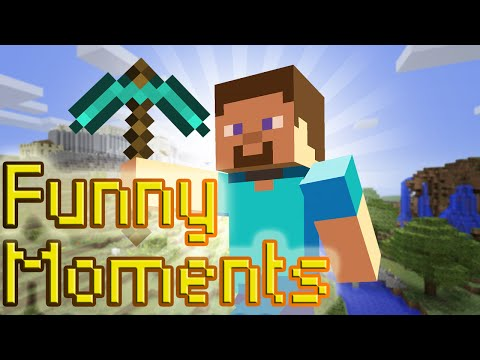 Minecraft Funny Moments Montage