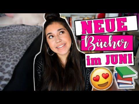BUCH-NEUERSCHEINUNGEN IM JUNI 2018