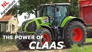 The power of CLAAS in the Netherlands | Part 2.