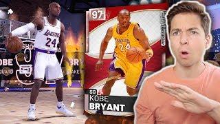 *5* PINK DIAMOND PULLS! KOBE BRYANT & MAGIC JOHNSON! NBA 2K19 Pack Opening