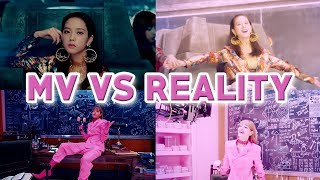 BLACKPINK MV vs REALITY | Crackpedia