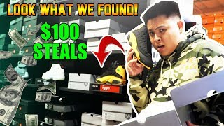 EPISODE 8 - CHEAP FINDS FRIDAY! (FINDING HEAT AT NIKE OUTLET AND BURLINGTON COAT FACTORY)