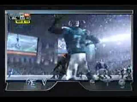 Michael Vick & Terrell Owens Nike commercial Video