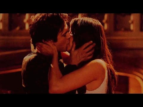 Damon/Elena- Beethoven's 5 Secrets (Delena journey)