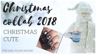 Christmas Cute Nail Art 2018